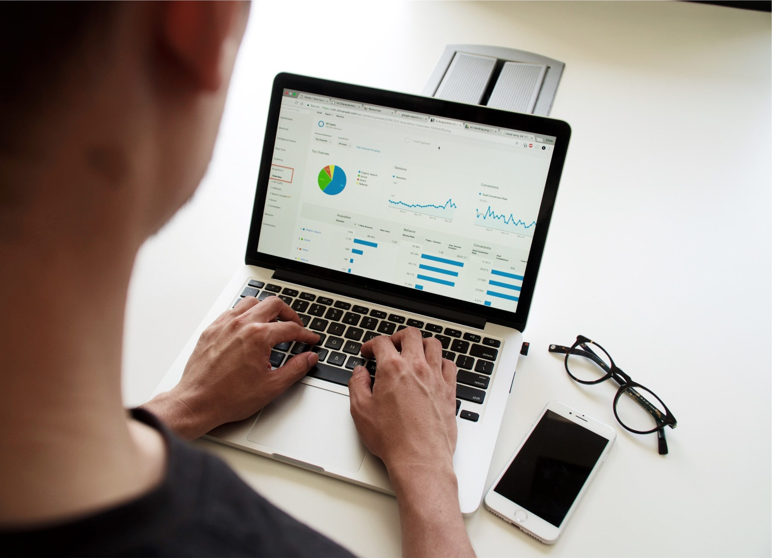 Limitations of Using Google Analytics Goals to Track Marketing Results